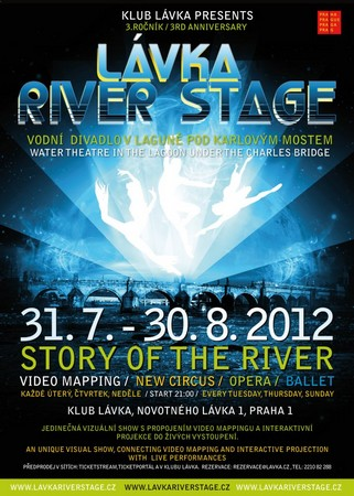 Lavka River Stage plakat