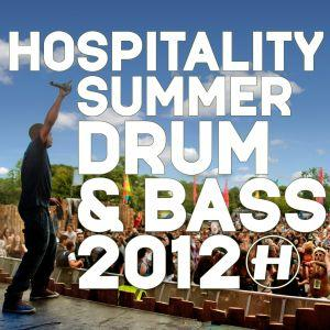 hospitality summer drum and bass obal