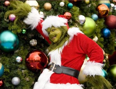 grinch  How the Grinch Stole Christmas