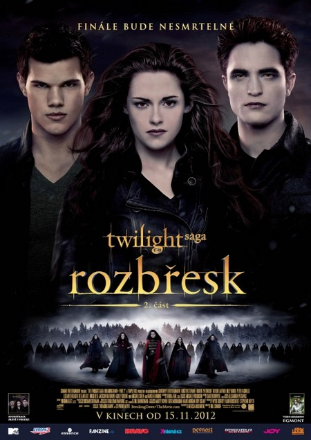 twilight saga rozbresk