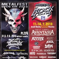 masters of rock metalfest praokoncert