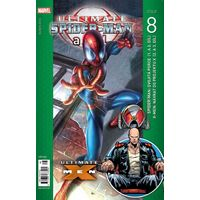 ultimate spiderman 8 200