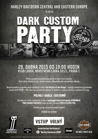 Dark Custom Party
