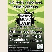 sunday music jam 200
