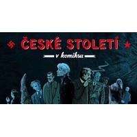 Projekt Českého století Pavla Kosatíka uzavře komiksová výstava v Galerii Lucerna