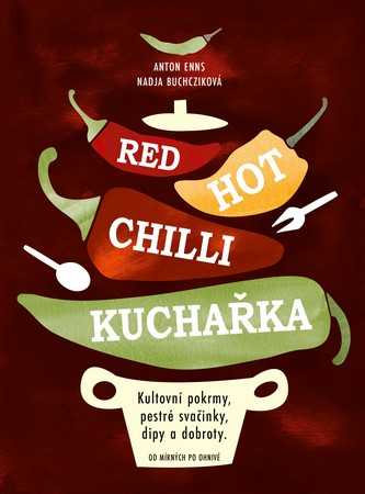 red hot chilli kucharka