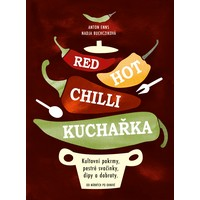 red hot chilli kucharka 200