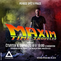 maxim-time-traveler perex