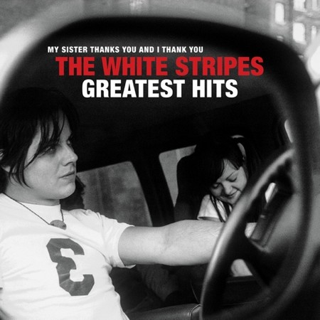 white stripes gratest hits